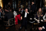 MARK CECIL, Nicky Haslam with pianist Paul Guinery performing songs by Cole Porter, Irving Berlin, Rogers and Hammerstein  and others at th BEAUFORT BAR? SAVOY- 8.P.M.