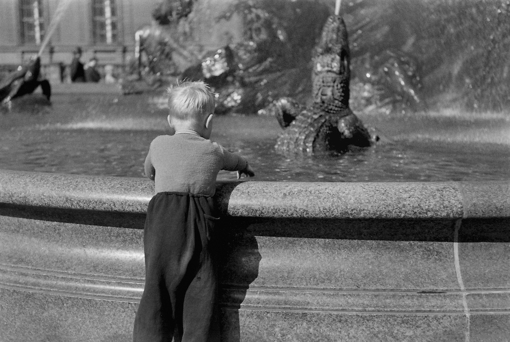 Hercules Fountain, Lützowplatz, Berlin, 1938