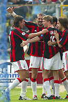 Modena 4/4/2004 Campionato Italiano Serie A 28a Giornata - Matchday 28<br />
