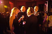 ED VICTOR; LISA HILTON; CLAUS VON BULOW; ANDREW ROBERTS,  The 2009 Literary Review Bad sex in Fiction award. In and Out Club. St. James's Sq. London. 30 November 2009