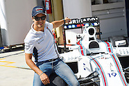 Brazilian F1 GP Preparations 111116
