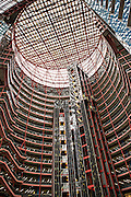 Atrium of the James R. Thompson Center in Chicago, IL.