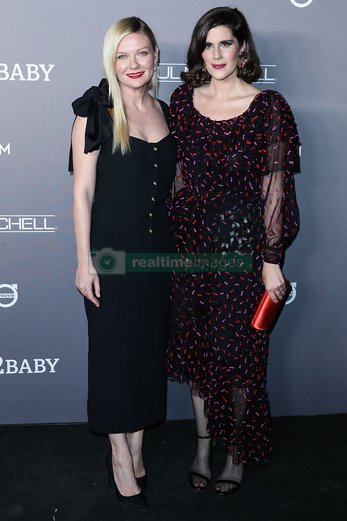 CULVER CITY, LOS ANGELES, CALIFORNIA, USA - NOVEMBER 09: 2019 Baby2Baby Gala held at 3Labs on November 9, 2019 in Culver City, Los Angeles, California, United States. 09 Nov 2019 Pictured: Kirsten Dunst, Laura Mulleavy. Photo credit: Xavier Collin/Image Press Agency / MEGA TheMegaAgency.com +1 888 505 6342