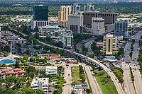 Dadeland Business District, Kendall (Miami Suburb)