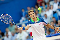 during final of singles at 25th Vegeta Croatia Open Umag, on July 27, 2014, in Stella Maris, Umag, Croatia. Photo by Urban Urbanc / Sportida during flower ceremony after final of singles at 25th Vegeta Croatia Open Umag, on July 27, 2014, in Stella Maris, Umag, Croatia. Photo by Urban Urbanc / Sportida