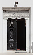 "Door of Saint Dumitru Church, "" Church of Oath Taking"", Bucharest"