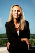 Carol Meyrowitz, CEO of TJX Corporation.  Photographed at the TJX offices in Framingham, MA for Fortune Magazine.