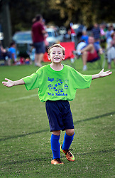 12 Sept 2014. New Orleans, Louisiana. <br /> Season opener - U10 Sea Snakes shoot down the  Flying Saucers in a cracking season opener.<br /> Photo; Charlie Varley/varleypix.com