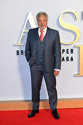 Sir Tom Jones attending the UK Premiere of A Star is Born held at the Vue West End, Leicester Square, London. Photo credit should read: Doug Peters/EMPICS