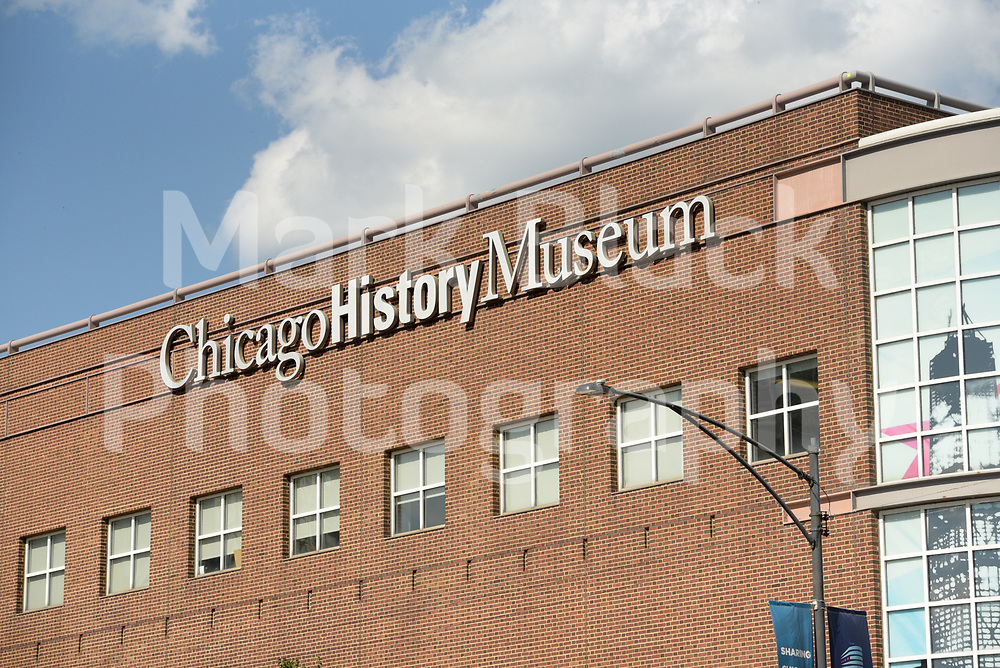 Chicago History Museum in Chicago on Thursday, Sept. 3, 2020. Photo by Mark Black