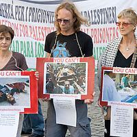 Presidio per i diritti umani nella Palestina occupata