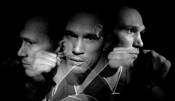 SLO / Ottawa / Nov 27, 2006...MMA fighter Brent Beauparlant.  ..(Ottawa Sun Photo By Sean Kilpatrick) #5971
