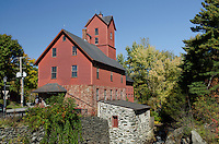 Old Red Mill, Jerico, Vermont