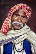 Hindu man from Varanasi, India.