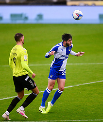 Cian Harries of Bristol Rovers clears the ball - Mandatory by-line: Dougie Allward/JMP - 03/10/2020 - FOOTBALL - Memorial Stadium - Bristol, England - Bristol Rovers v Northampton Town - Sky Bet League One