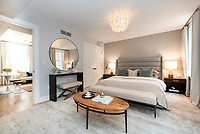 Bedroom at 84 Bedford Street