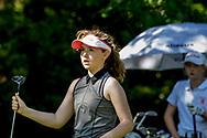 26-05-2017 Foto  Julika van Leijsten tijdens het NK Strokeplay onder 18 jaar, gespeeld op De Dommel in St. Michielsgestel.