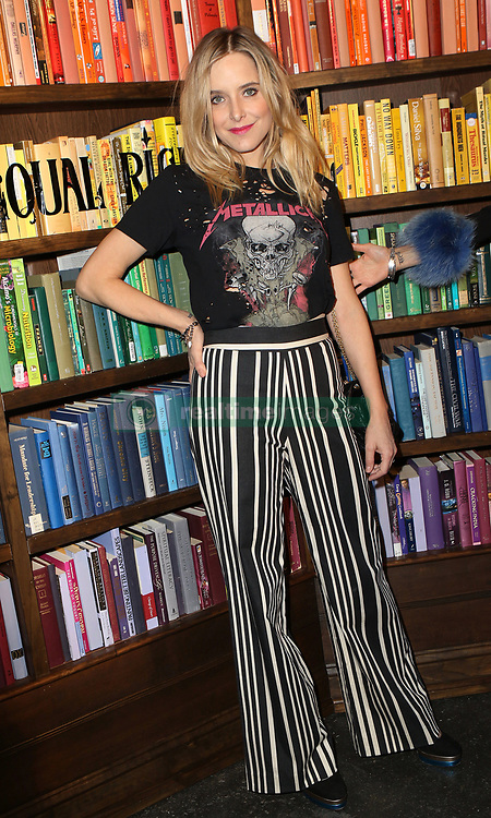 February 13, 2018 - New York, NY, United States - February 13, 2018 New York City....Actress Jenny Mollen attends the Alice and Olivia By Stacey Bendet Presentation during 2018 New York Fashion Week on February 13, 2018 in New York City  (Credit Image: © Nancy Rivera/Ace Pictures via ZUMA Press)