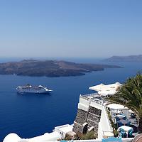Fira - Santorini - Greece