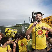 National Climate Crisis rally