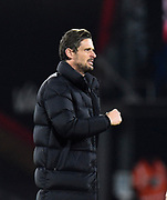 AFC Bournemouth manager Jason Tindall during the EFL Sky Bet Championship match between Bournemouth and Nottingham Forest at the Vitality Stadium, Bournemouth, England on 24 November 2020.