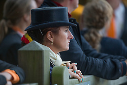 Fassaert Claudia (BEL) <br /> CDIO5 Grand Prix Freestyle <br /> CHIO Rotterdam 2014<br /> © Dirk Caremans