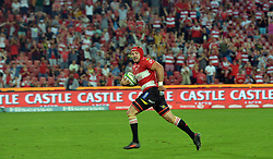 10/03/2018 Cyle Brink heads for the try line. Gauteng Lions vs the Auckland Blues at Emirates Airlines Stadium, Ellis Park, Johannesburg, South Africa. Picture: Karen Sandison/African News Agency (ANA)