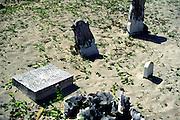 Graveyard,  Little Cayman, Cayman Islands, British West Indies,