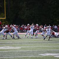 Football: Saint John's University (Minnesota) Johnnies vs. Bethel University (Minnesota) Royals