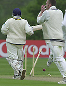 20010511 Cricket Middlx vs Sri Lanka, Shenley Middx. UK