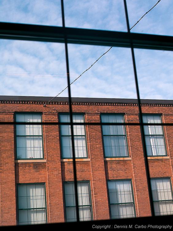 Brick Building - Protor Group Stock