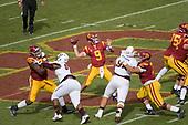 NCAA Football-Arizona State at Southern California-Nov 7, 2020