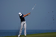 Maverick Antcliff (AUS) on the 9th during Round 3 of the Oman Open 2020 at the Al Mouj Golf Club, Muscat, Oman . 29/02/2020<br /> Picture: Golffile   Thos Caffrey<br /> <br /> <br /> All photo usage must carry mandatory copyright credit (© Golffile   Thos Caffrey)