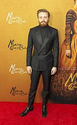 December 4, 2018 - New York, New York, United States - Jack Lowden attends the New York premiere of 'Mary Queen Of Scots' at Paris Theater  (Credit Image: © Lev Radin/Pacific Press via ZUMA Wire)