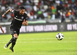 South Africa: Johannesburg: Orlando Pirates Vincent Pule during the Premier Soccer League (PSL) against Cape Town Cityat Orlando Stadium in Soweto, Gauteng.<br />19.09.2018<br />Picture: Itumeleng English/African News Agency (ANA)