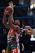 Dyshawn Pierre of Banco di Sardegna Sassari   <br /> Banco di Sardegna Sassari - Happy Casa Brindisi<br /> Postemobile Final Eight 2019 Zurich Connect<br /> Basket Serie A LBA 2018/2019<br /> FIRENZE, ITALY - 16 February 2019<br /> Foto Mattia Ozbot / Ciamillo-Castoria