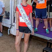 NLD/Amsterdam/20180701 - Evers staat op Run 2018, Miss Nederland Nicky Opheij