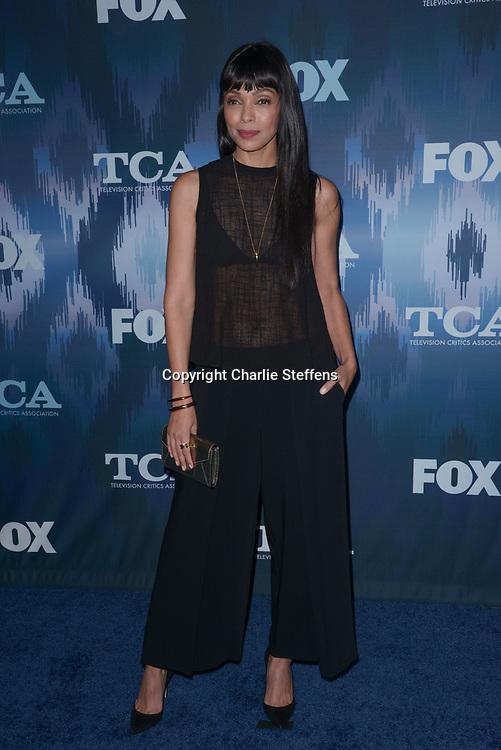 TAMARA TAYLOR at the Fox Winter TCA 2017 All-Star Party at the Langham Hotel in Pasadena, California