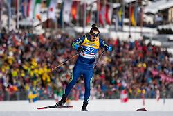 February 21, 2019 - Seefeld In Tirol, AUSTRIA - 190221 Anastasia Kirillova of Belarus competes in women's cross-country skiing sprint qualification during the FIS Nordic World Ski Championships on February 21, 2019 in Seefeld in Tirol..Photo: Joel Marklund / BILDBYRN / kod JM / 87879 (Credit Image: © Joel Marklund/Bildbyran via ZUMA Press)