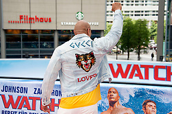May 30, 2017 - Berlin, Berlin, Deutschland - Dwayne Johnson at the 'Baywatch' photocall at Sony Center on May 30, 2017 in Berlin, Germany. (Credit Image: © Future-Image via ZUMA Press)