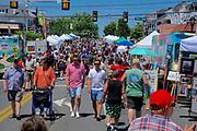 West Reading Art Fest, Berks Co., PA