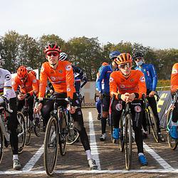 07-11-2020: Wielrennen: EK Veldrijden: Rosmalen<br />de Nederlanders zijn er klaar voor