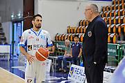 DESCRIZIONE : Beko Legabasket Serie A 2015- 2016 Dinamo Banco di Sardegna Sassari - Olimpia EA7 Emporio Armani Milano<br /> GIOCATORE : Rok Stipcevic Jasmin Repesa<br /> CATEGORIA : Before Pregame Ritratto Fair Play  Allenatore Coach<br /> EVENTO : Beko Legabasket Serie A 2015-2016<br /> GARA : Dinamo Banco di Sardegna Sassari - Olimpia EA7 Emporio Armani Milano<br /> DATA : 04/05/2016<br /> SPORT : Pallacanestro <br /> AUTORE : Agenzia Ciamillo-Castoria/C.AtzoriCastoria/C.Atzori