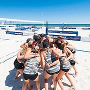 USC Beach Volleyball   Gulf Shores   NCAA Tournament   Pepperdine