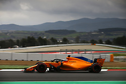 March 1, 2018 - Barcelona, Spain - Motorsports: FIA Formula One World Championship 2018, Test in Barcelona, #14 Fernando Alonso (ESP, McLaren-Renault) (Credit Image: © Hoch Zwei via ZUMA Wire)