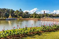 National Kandawgyi Gardens  Pyin Oo Lwin Mandalay state Myanmar (Burma)