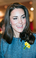 The Queen and Duchess of Cambridge at Fortnum and Mason