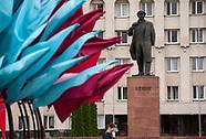 Białoruś. Grodno migawki z miasta