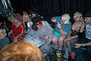 MISS JULIA; MIKA; SCOTTY; SAMI; AMANDA LEPORE; CAZWELL. The Premiere of DD perfume by Agent Provocateur with a DD Fashion Show. Dolce. Air St. London. 25 September 2008 *** Local Caption *** -DO NOT ARCHIVE-© Copyright Photograph by Dafydd Jones. 248 Clapham Rd. London SW9 0PZ. Tel 0207 820 0771. www.dafjones.com.