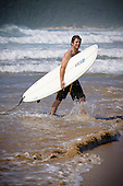 Surfing - Stock Photography